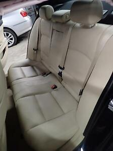 2013 Bmw 535i 2nd Row Rear Seat Tan Bench Lcdf Leather B Grade Heated