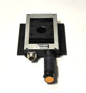 Newport Klinger Motorized Linear Actuator Stage For Cnc Xyz Milling Engraver