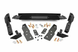 Jeep Grand Cherokee Wj 1999 2004 Winch Mounting Plate