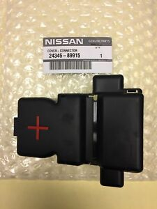 Nissan Oem Battery Positive Cable Terminal Cover 2434589915