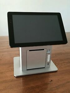 Iconnect Pos Android Tablet With Card Reader
