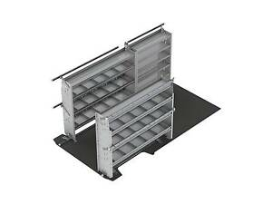 Ranger Design Contractor Van Shelving Package Ram Promaster Long Wb Z10 e2