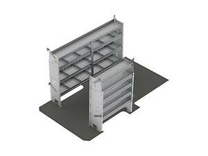 Ranger Design Contractor Van Shelving Package Sprinter 144 Wheel Base Z10 g2