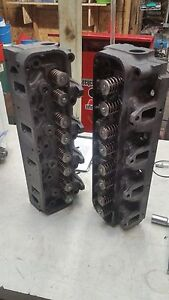 Mercury Edsel Lincoln Mel 410 430 462 Stage 2 Cylinder Heads