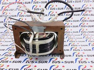 Ussp Solar Century Welder Main Transformer With Thermal 880 324 008 880 324 888