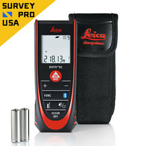 New Leica Disto D2 Plus Laser Distance Meters With Bluetooth 4 0 838725