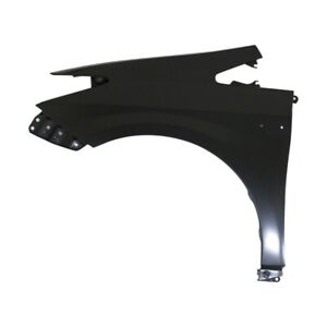 Am New Front Left Driver Side Lh Fender For Toyota Prius Plug In Prius To1240232