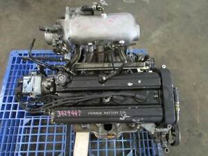 Jdm 97 01 Honda Crv 2 0l Non Vtec Dohc B20b High Compression Longblock Engine