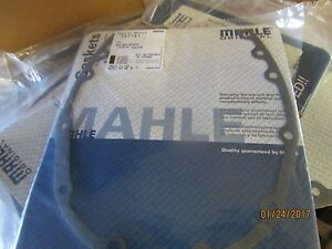 Sbc Timing Chain Cover Gasket Fits Sb Chevy 283 305 327 350 383 400 Gears Usa