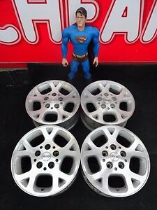 16 Jeep Grand Cherokee Wheels 99 00 01 02 Factory Oem Stock Alloy Rims 9027