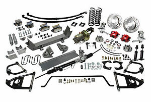 1955 59 Gmc Chevy 1 2 Ton Truck Ultimate Performance Complete Ifs Suspension Kit