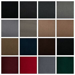 Car Auto Unbacked Carpet Pro Flex 80 In Wide 15 Colors Free Shipping