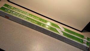 Lot Of 4 Eti Solid State Lighting 54261143 Lt Strip 4ft Led 20w