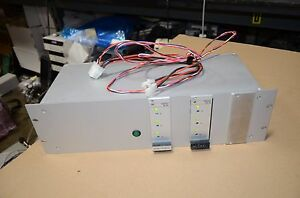 Vero Trivolt Power Supply Pk60 5 Volts 6 Amps With Chassis 2 Count Lot Pk 60