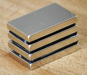 2 4 8 12 16pcs N50 40mm X 25mm X 5mm 40x25x5mm Neodymium Permanent Magnets