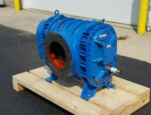 Roots 615 Rgs hvb Vacuum Blower 1300 Cfm Rebuilt Stokes Replacement