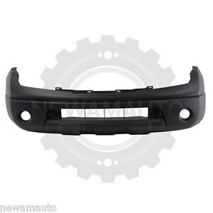 Am Front Bumper Cover For Nissan Frontier Ni1000225 62022ea640 New