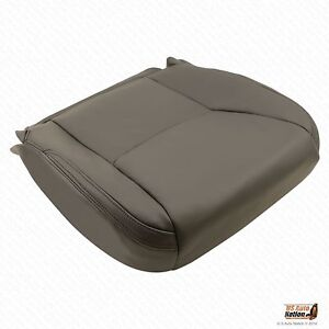 Driver Bottom Seat Cover Dk Gray For 2003 04 2005 2006 07 2008 2009 Lexus Gx470