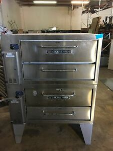 Bakers Pride Pizza Ovens
