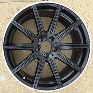 Mercedes E350 E550 E63 2012 15 19 Rear Factory Oem Wheel Rim 85237 2124015102