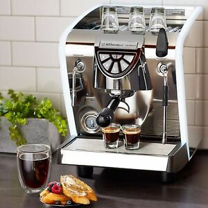 Nuova Simonelli Musica Lux Espresso cappuccino Coffee Machine Maker Direct Plug