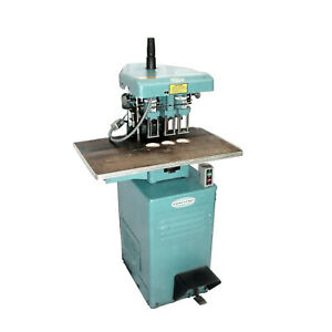 Challenge Eh3a Industrial 3 Head Electric Hydraulic Paper Drill 2 2 5 Drills