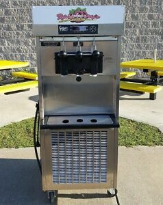 2014 Electro Freeze Slx400e 137 Soft Serve Frozen Yogurt Machine Perfect Cond