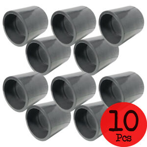 New Lot Of 10 Pcs Sch 80 Pvc 3 Inch Straight Coupling Socket Connect