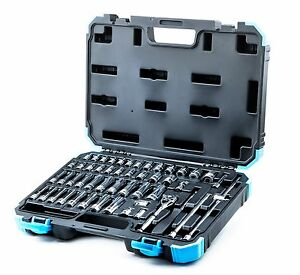 Capri Tools 1 4 Inch Drive Master Socket Set 51 Piece