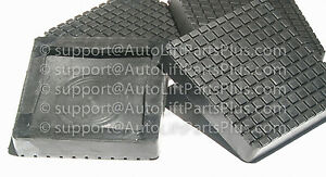 Square Rubber Arm Pads For Bend Pak Lift Danmar Lift 2 post Car Lift Set Of 4