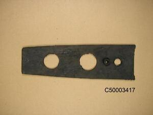 1940 1941 Pontiac All Coupe Trunk Handle Pad C50003417
