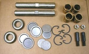 1934 1936 Pontiac 8 Cyl Deluxe 6 Cyl King Pin Repair Kit C373461rp