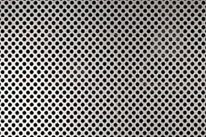 22 Ga Perforated Stainless Steel Sheet 1 8 Holes 1 4 Stagger 24 X 48