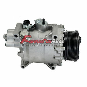 A C Compressor For 06 11 Honda Civic Acura Csx 2 0l Co 4919ac 38800rrba010