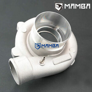 Mamba Turbo Compressor Housing Garrett Gt2863r Ball Bearing 47 1 63 4