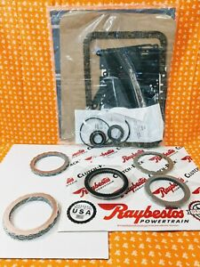 Ford 4r44e 4r55e 5r55e Transmission Rebuild Kit W Frictions Steels 1997 Up