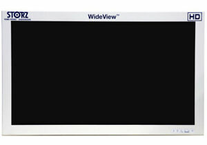 Karl Storz Wideview 42 Flat Panel Monitor No Power