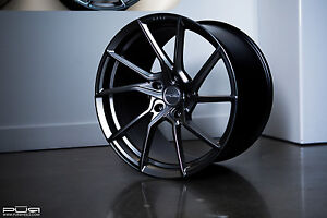 Pur Fl26 21 Wheels Ferrari 458 Italia Coupe Spider 2010 Set Of 4 Rims