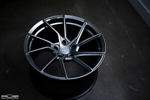 Pur Fl26 20 21 Wheels Ferrari California 2010 Set Of 4 Rims