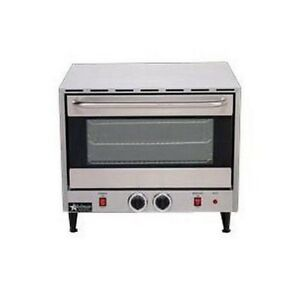 Star Holman Ccoh 3 Countertop Convection Oven 1 2 Size