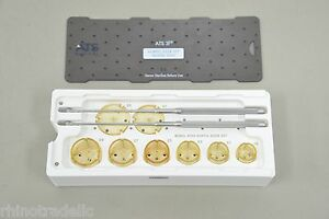 Ats Medical Ats 3f Aortic Sizer Set Model 5000 12957 B22