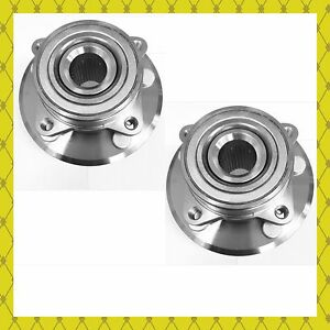 Front Wheel Hub Bearing Assembly For 1998 1999 Acura Cl 2 3l4 Pair