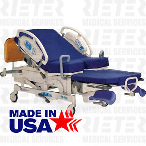 Hill rom Affinity Birthing Bed Oem Replacement Mattress p3610 Cal 129