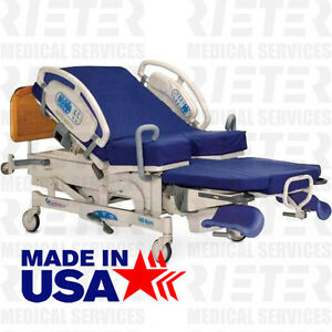 Hill rom Affinity Birthing Bed Oem Replacement Air Mattress p3615 Cal 117