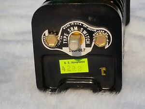 General Electric Ge Sbm Rotary Switch 10sp017 New In Box