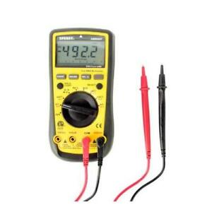 Sperry Dm6650t 10 Function True Rms Auto Range Digital Multimeter