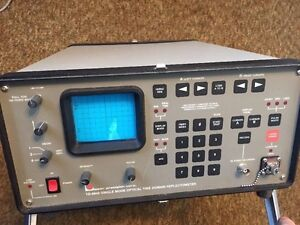 Laser Precision Corp Td 9940 Single Mode Optical Time Domain Reflectometer Otdr
