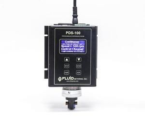Fluid Metering Inc Pds 1000 Programmable Dispensing System 100 Psi Rh00 2715a