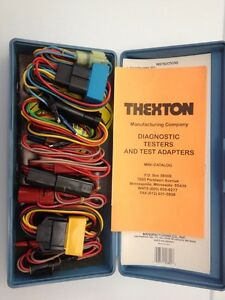 Thexton Ignition Coil Adaptor Kit 2801
