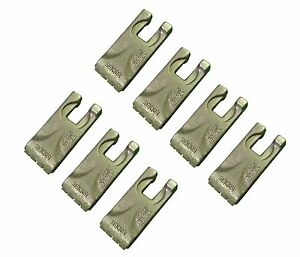 7 Carbide Auger Teeth 134519 40 50 Size Tooth For Pengo Aggressor Auger